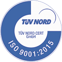 TÜV NORD ISO 9001-2015